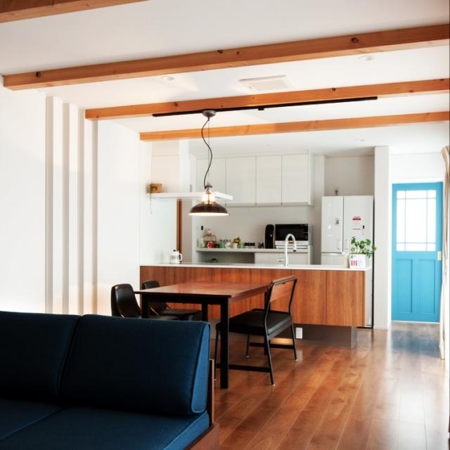 「引き立つ家具の美しさとゆとりの空間。シンプル部屋収納法」 by kikuuuさん