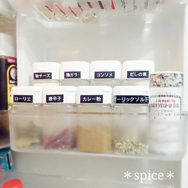 プラスチックケースさえあれば解決!スッキリ冷蔵庫収納術