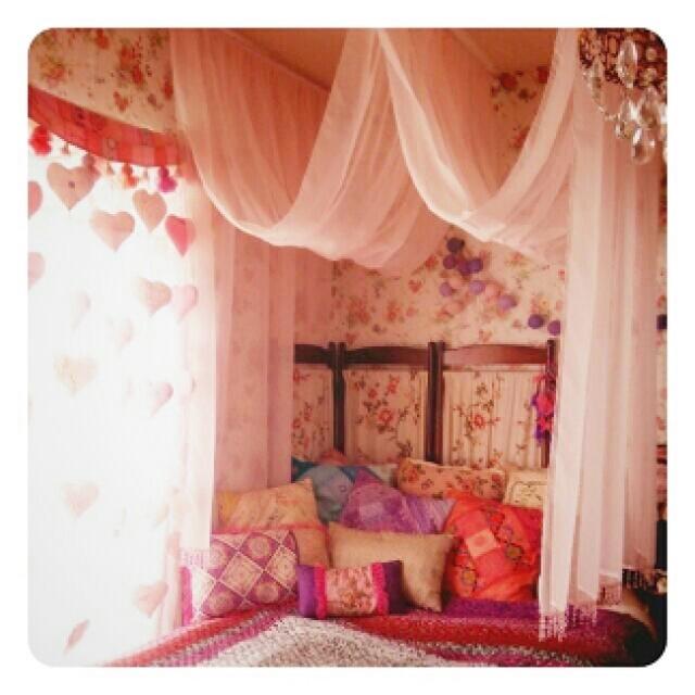 女の子が1度は憧れる、ファンタジーなお部屋を作ろう