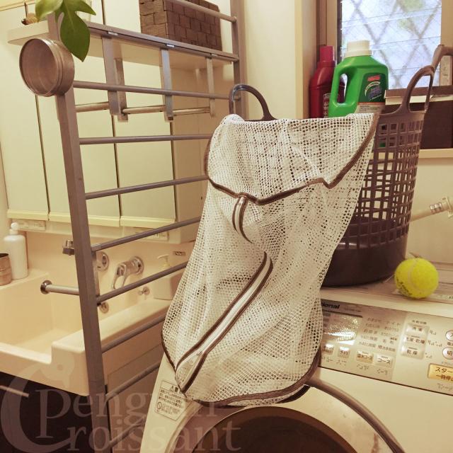 デザインも機能性も進化♡お洗濯を楽しくする100均グッズ