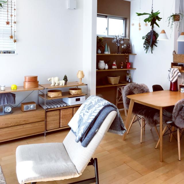 「眺めていたくなる景色。北欧と植物を楽しむ、温もりの家」 by nyaaさん