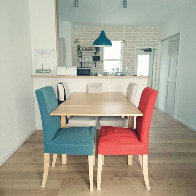 一度はチェックしたい!IKEAのダイニングテーブルと椅子