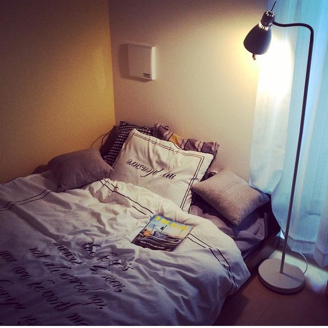 快適な眠りで元気に新生活を迎えよう!快眠グッズと素敵なベッドルーム