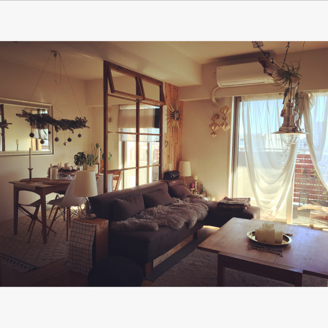 住みよく、カッコよくがモットー♡家具のおすすめな置き方