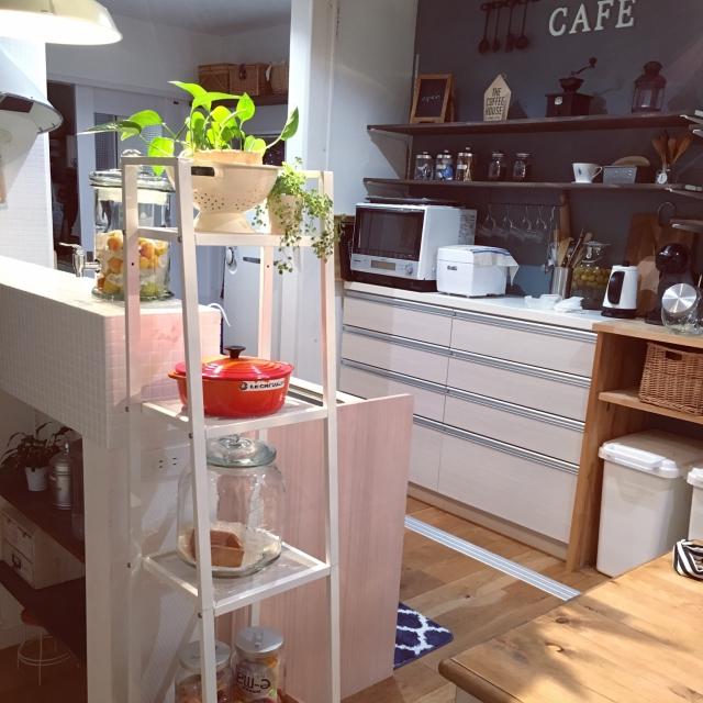 このデザインでプチプラ!IKEAのLERBERGを使いこなす