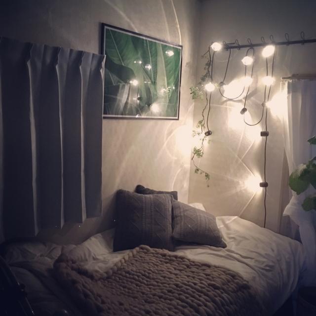 毎日安眠へ!寝室の照明はIKEAと無印良品で見つかる