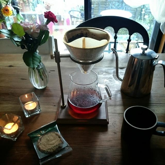 いい香りに包まれてゆったり♪おいしいコーヒーのある時間