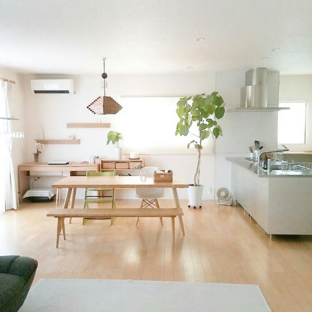 「整う仕組みで気持ち良く、シンプルに暮らせる家」 by mayuru.homeさん