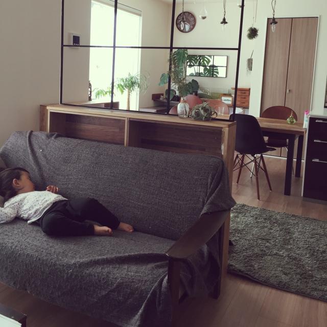 Lounge,カリモクのインテリア実例 | RoomClip (ルームクリップ)