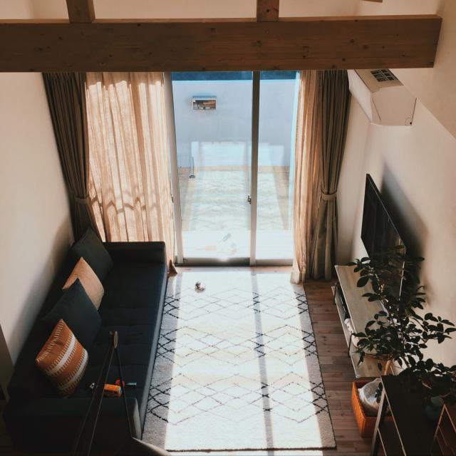 「暮らしやすさ=自分たちサイズ。スマートモダンな平屋の家」 by oktm18さん