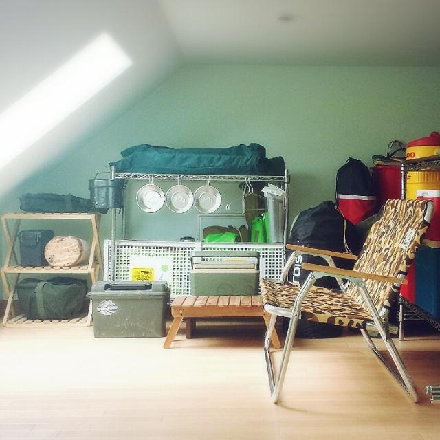 いつも趣味が近くにある家に♪収納と展示アレンジ方法