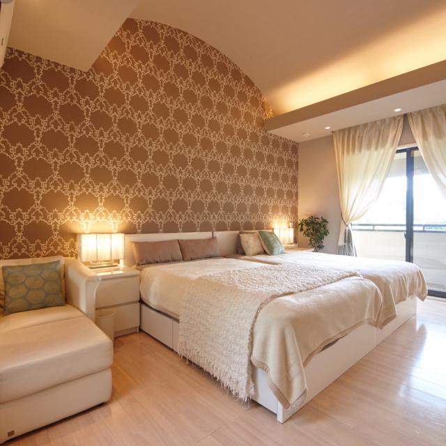 お部屋のムードは照明で決まる!お部屋を美しく見せる技