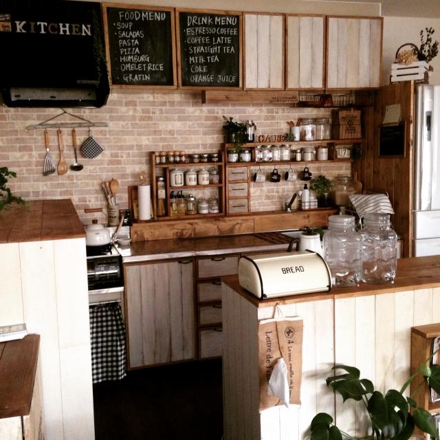 居心地の良いキッチンで楽しい毎日を☆人気のキッチン実例10