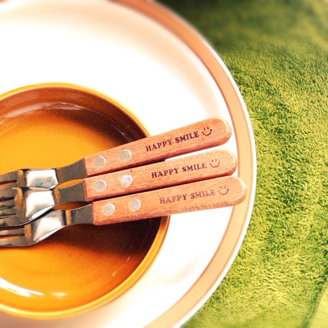 食卓をもっと華やかに♡100均のお箸&スプーン&フォーク