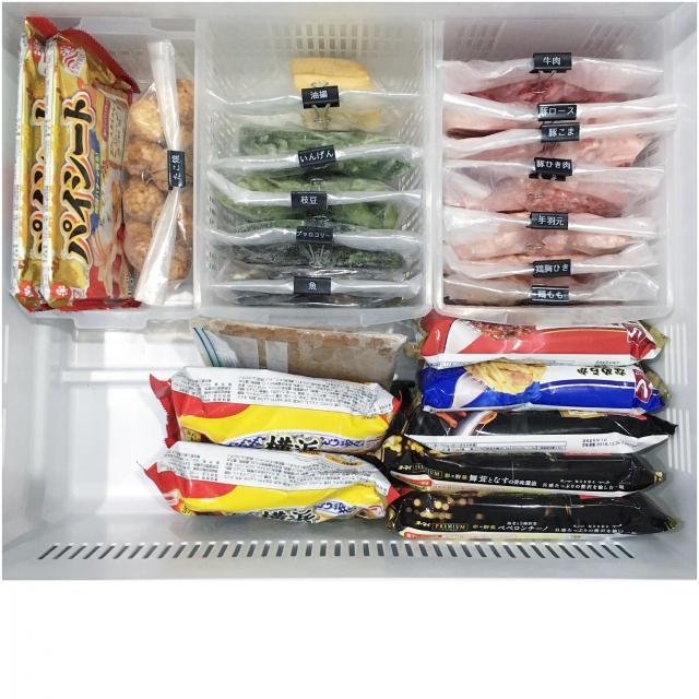 絶対マネしたい!!何がどこにあるかスグ分かる冷蔵庫収納術