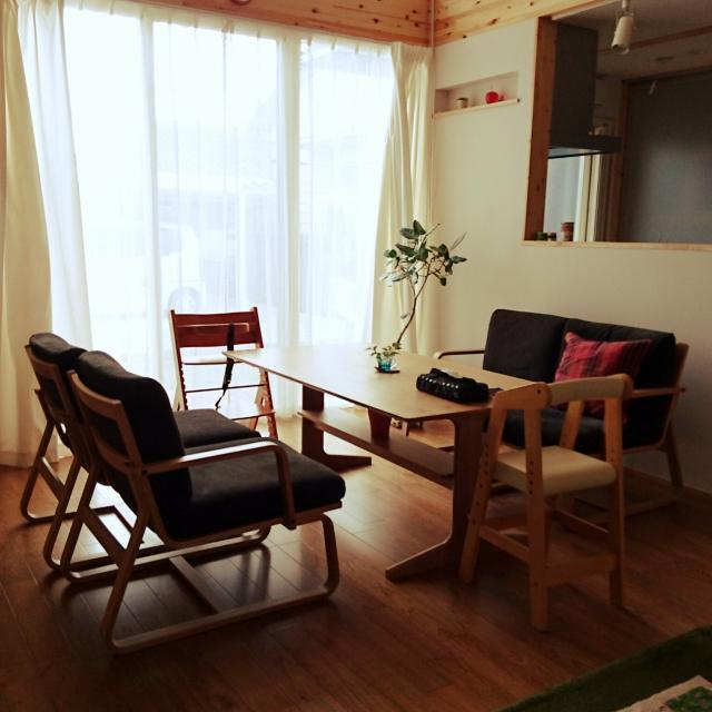 余計なものは要らない。無印良品でつくるシンプルな部屋
