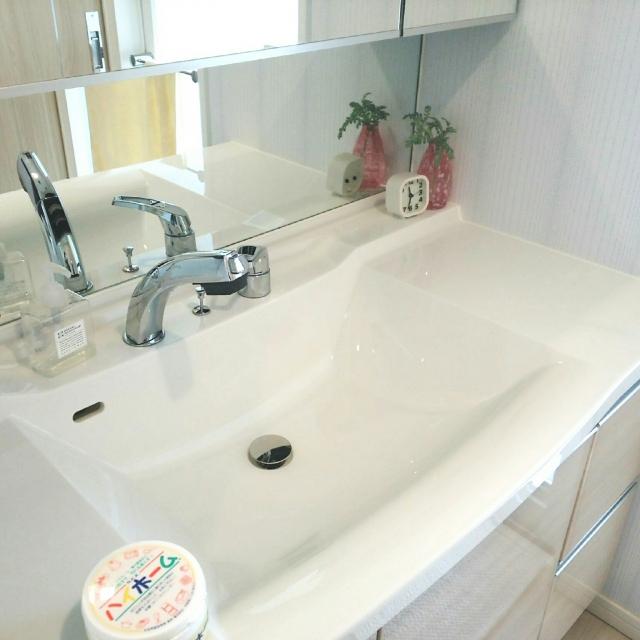 実践したら見違える!ピカピカな洗面所を保つ10の秘訣