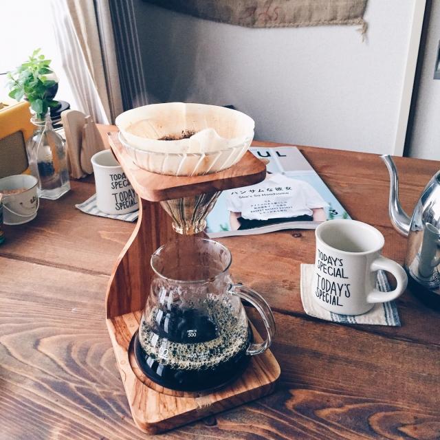 コーヒーのインテリア実例 | RoomClip (ルームクリップ)