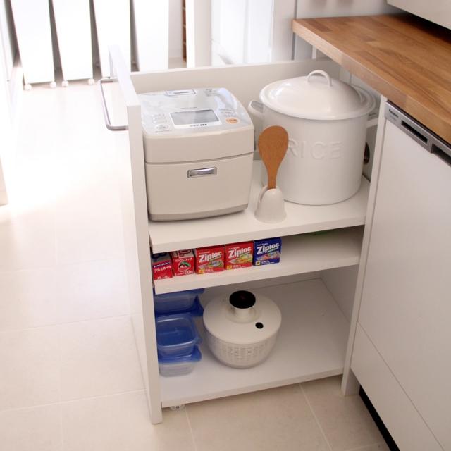置き方が定まらない人必見!炊飯器の快適な指定席の作り方