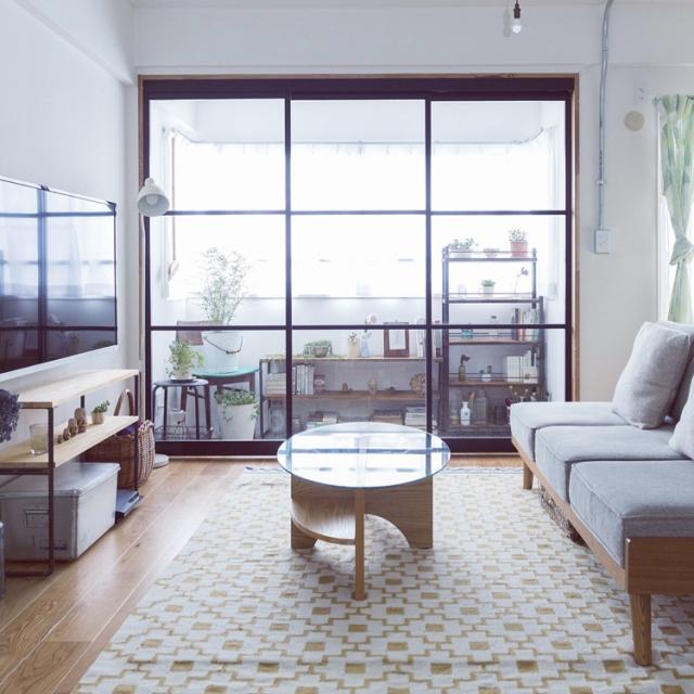 広がる贅沢空間☆憧れのインナーテラスがある10のお部屋