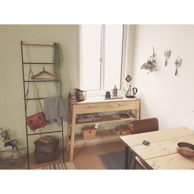 自宅にカフェコーナーを作ろう!作り方のアイデア集