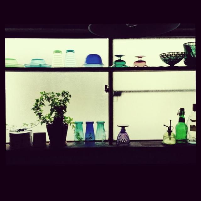 涼やかな美しさが魅力!ガラス食器を見て使って楽しもう♪