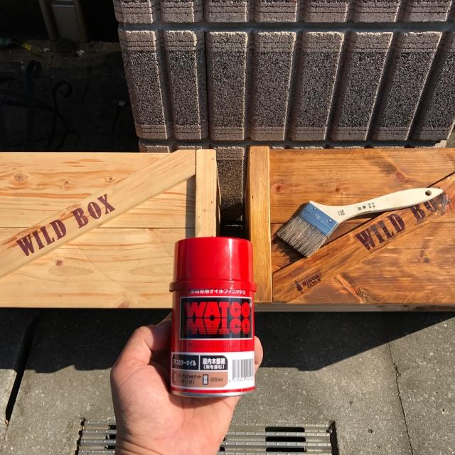 DIYで人気の塗料【ワトコオイル】どうやって使ってる?