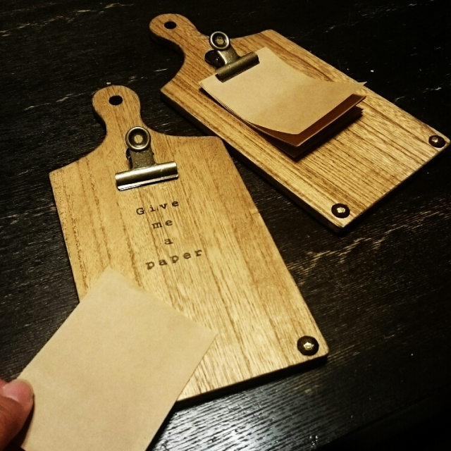 「賢い再利用のカタチ☆『付けるだけ』メモ用バインダー」 by yurijiさん