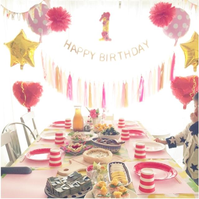お誕生日おめでとう!皆で楽しむお誕生会