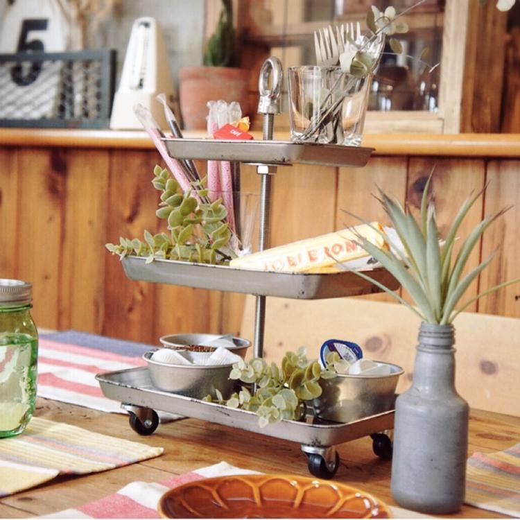 おうちカフェが盛り上がる♪100均DIYで作るカフェグッズ | RoomClip mag | 暮らしとインテリアのwebマガジン