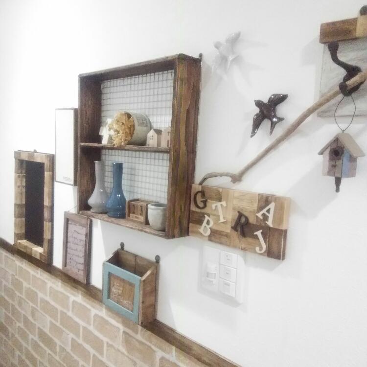 DIYを始めるきっかけに!小さめの棚のDIY実例集
