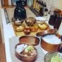 女性で、3DK、家族住まいの止まれん隊( ̄^ ̄)ゞ/曲げわっぱ/おひつ/お弁当完成♥︎/コンテスト参加させてください❤️/キッチン&テーブルウェア…などについてのインテリア実例を紹介。