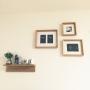 On Walls/無印良品/フォトフレーム/フレーム/unico/フランフラン/エアプランツ/壁に付けられる家具/ウニコ/ホルムガード/デザインレターズ/無印良品 壁に付けられる家具/flancflancに関連する部屋のインテリア実例