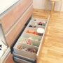 Kitchen/無印良品/収納/キッチン収納/イベント用/無印良品 収納/キッチン背面収納/シンデレラフィットに関連する部屋のインテリア実例