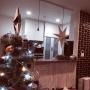 、家族住まいのSANGETSU/男前/ツリー/クリスマスツリー/壁紙/フェイクグリーン…などについてのインテリア実例を紹介。