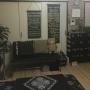 Lounge/観葉植物/雑貨/ソファ/DIY/salut!/エアプランツ/男前に関連する部屋のインテリア実例