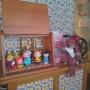 My Shelf/ハンドメイド/3Coins/スヌーピー/昭和レトロ/アジアン風/古い家/チョコホリック/フライングタイガーコペンハーゲン/築60〜70年/カリタ鋳鉄製コーヒーミルに関連する部屋のインテリア実例