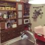 Kitchen/IKEA/DIY/足場板古材に関連する部屋のインテリア実例