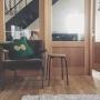 Lounge/カレンダー/スツール/シンプル/ミナペルホネン/トラックファニチャー/TRUCK/TRUCK FUNITURE/mina perhonen/minaperhonen/大川家具製作所/2015カレンダーに関連する部屋のインテリア実例
