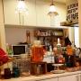 Kitchen/照明/食器/雑貨/ウォールステッカー/100均/カフェ風/LED/セリア/LED電球/ホームパーティー/フライングタイガー/フライングタイガーコペンハーゲンに関連する部屋のインテリア実例