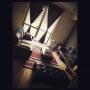 Overview/照明/ナチュラル/雑貨/アンティーク/DIY/レトロ/一人暮らし/ビンテージ/男前/エイジング塗装に関連する部屋のインテリア実例