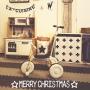 女性で、4LDK、家族住まいのクリスマス/ミックスインテリア/モノトーン/子どもと暮らす/子供服収納/IKEA…などについてのインテリア実例を紹介。