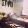 Bedroom/観葉植物/IKEA/DIY/ニトリ/アジアンテイストに関連する部屋のインテリア実例