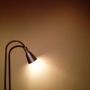 Bedroom/照明/IKEA/ライト/カメラマーク/ig→hitorururu/窓がない寝室/意外と気になるに関連する部屋のインテリア実例