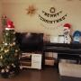 女性で、3LDK、家族住まいのOverview/seria/3coins/クリスマス/サンタ帽。/IKEA 雑貨…などについてのインテリア実例を紹介。