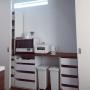 Kitchen/ごみ箱/白い家電/バルミューダ/背面収納/整理整頓したい/背面カウンター/飾り棚つけたいに関連する部屋のインテリア実例