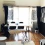 My Desk/IKEA/北欧/白黒/モノトーン/ホワイト×ウッド/ホワイト/BRIO/フライングタイガーコペンハーゲン/こどもと暮らす。/FRING TIGER/白黒ウッドに関連する部屋のインテリア実例