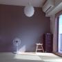 Overview/照明/和室/扇風機/テープカッター/シューメーカースツールに関連する部屋のインテリア実例