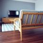Lounge/Chair/広松木工/宮崎椅子製作所/TVboard/Livingroom/furniture/order furniture/oakに関連する部屋のインテリア実例