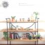 My Shelf/地球儀/ナチュラル/カフェ風/北欧/リサラーソン/フェイクグリーン/ダーラナホース/広松木工/北欧風/北欧ビンテージに関連する部屋のインテリア実例